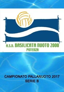 Basilicata Nuoto 2000 anno 2017