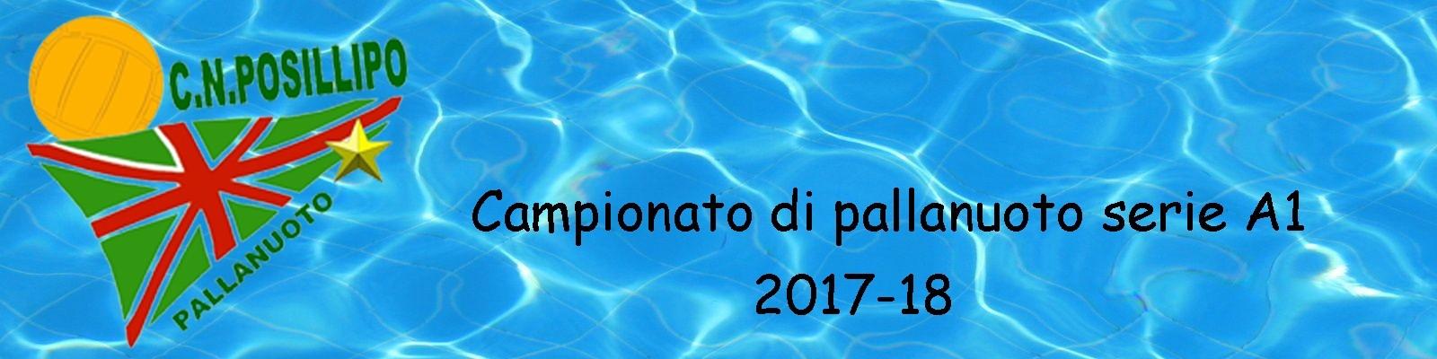 Posillipo anno 2017-18