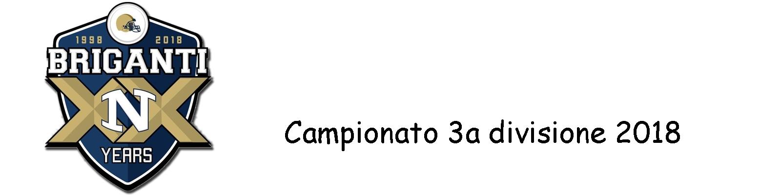 Briganti Napoli anno 2018