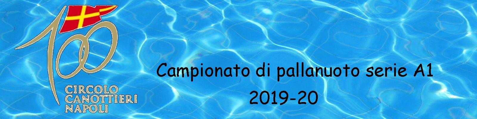 Canottieri anno 2019-20