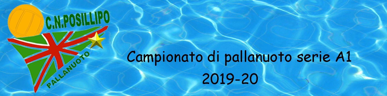 Posillipo anno 2019-20