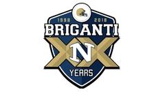 Briganti-Eagles Salerno   1 tempo